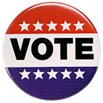 If you have trouble reading, how can you vote?