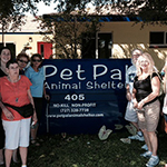 We Helped the Dogs at Pet Pals Animal Shelter