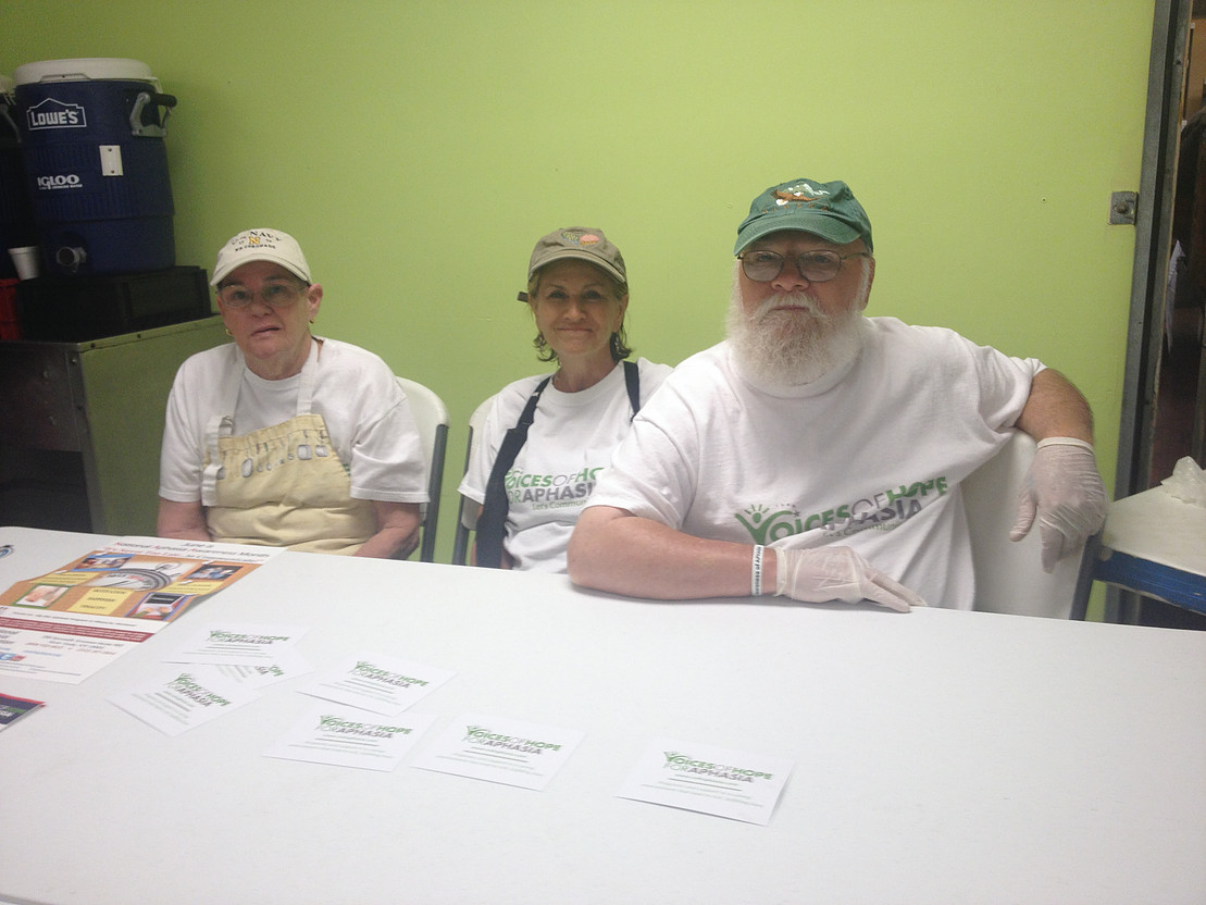 Volunteering at St Vincent de Paul   Voices of Hope for Aphasia