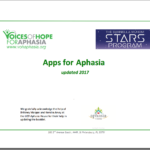 Apps for Aphasia – A Gift For You!